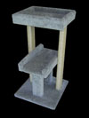 Lazy lounge cat tower - $179.99 with Free shipping! Great for a window perch!