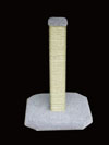 24 inch sisal scratching post - $34.99 and $15 shipping. Quantity of 2 gets free shipping on the second one!